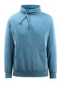 50598-280-85 Sweatshirt - ijsblauw