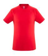 51579-965-202 T-shirt - signaalrood