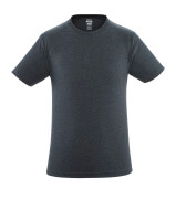 51579-965-73 T-shirt - zwart denim