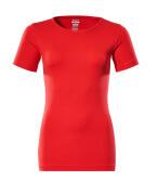 51583-967-202 T-shirt - signaalrood