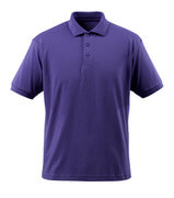 51587-969-95 Poloshirt - paarsblauw