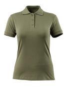 51588-969-33 Poloshirt - mosgroen