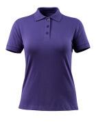 51588-969-95 Poloshirt - paarsblauw