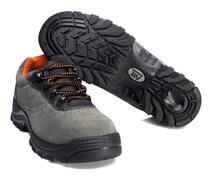 F0007-903-8889 Veiligheidsschoenen, laag - antraciet/zwart