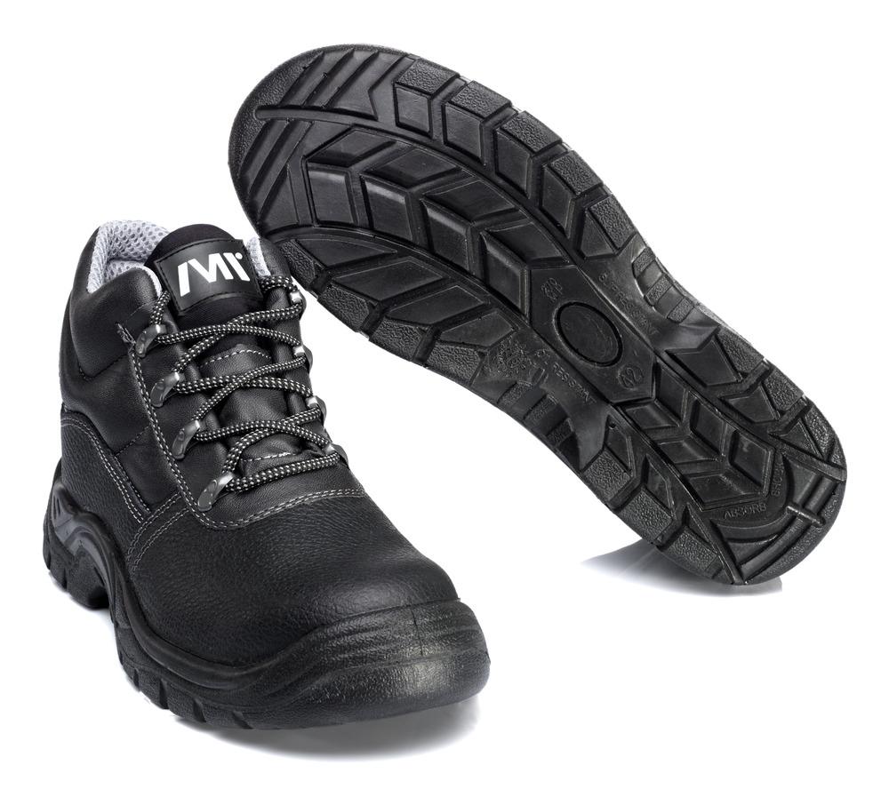 F0010-921-09 Veiligheidslaarzen - zwart