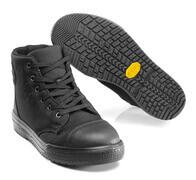 F0095-906-09 Veiligheidslaarzen - zwart