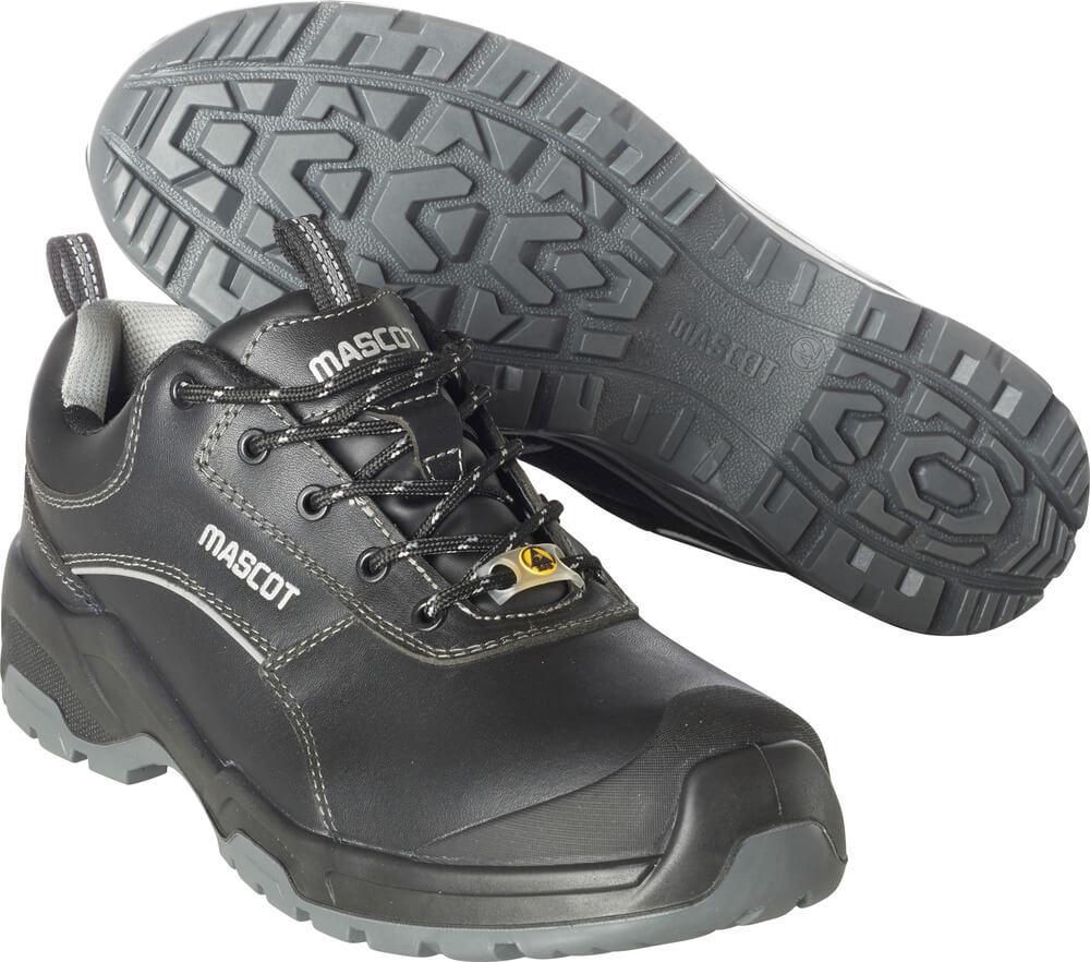 F0127-775-09 Veiligheidsschoenen (laag) - zwart