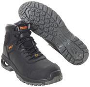 F0135-902-09 Veiligheidslaarzen - zwart