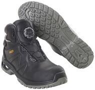 F0136-902-09 Veiligheidslaarzen - zwart