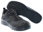 F0250-909-0909 Veiligheidsschoenen (laag) - zwart/zwart