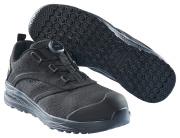 F0251-909-0909 Veiligheidsschoenen (laag) - zwart/zwart
