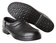 F0800-906-09 Klomp - zwart