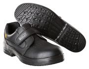 F0802-906-09 Veiligheidsschoenen (laag) - zwart