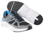 F0950-909-B93 Sneakers - Schwarz/Dunkelanthrazit/Türkisblau